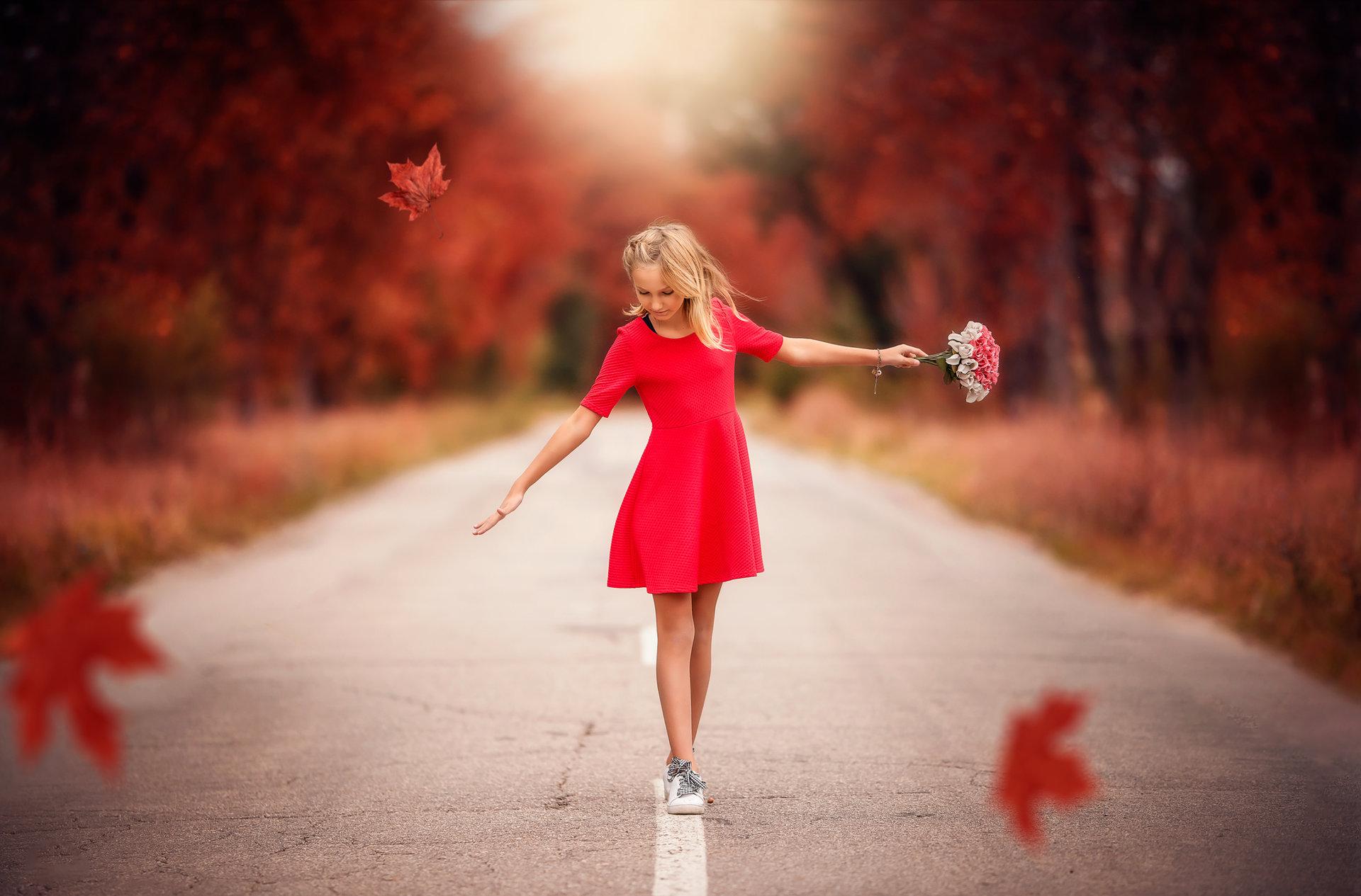 Танц с Есента | Author Zoe-bg  - Zoe-bg | PHOTO FORUM