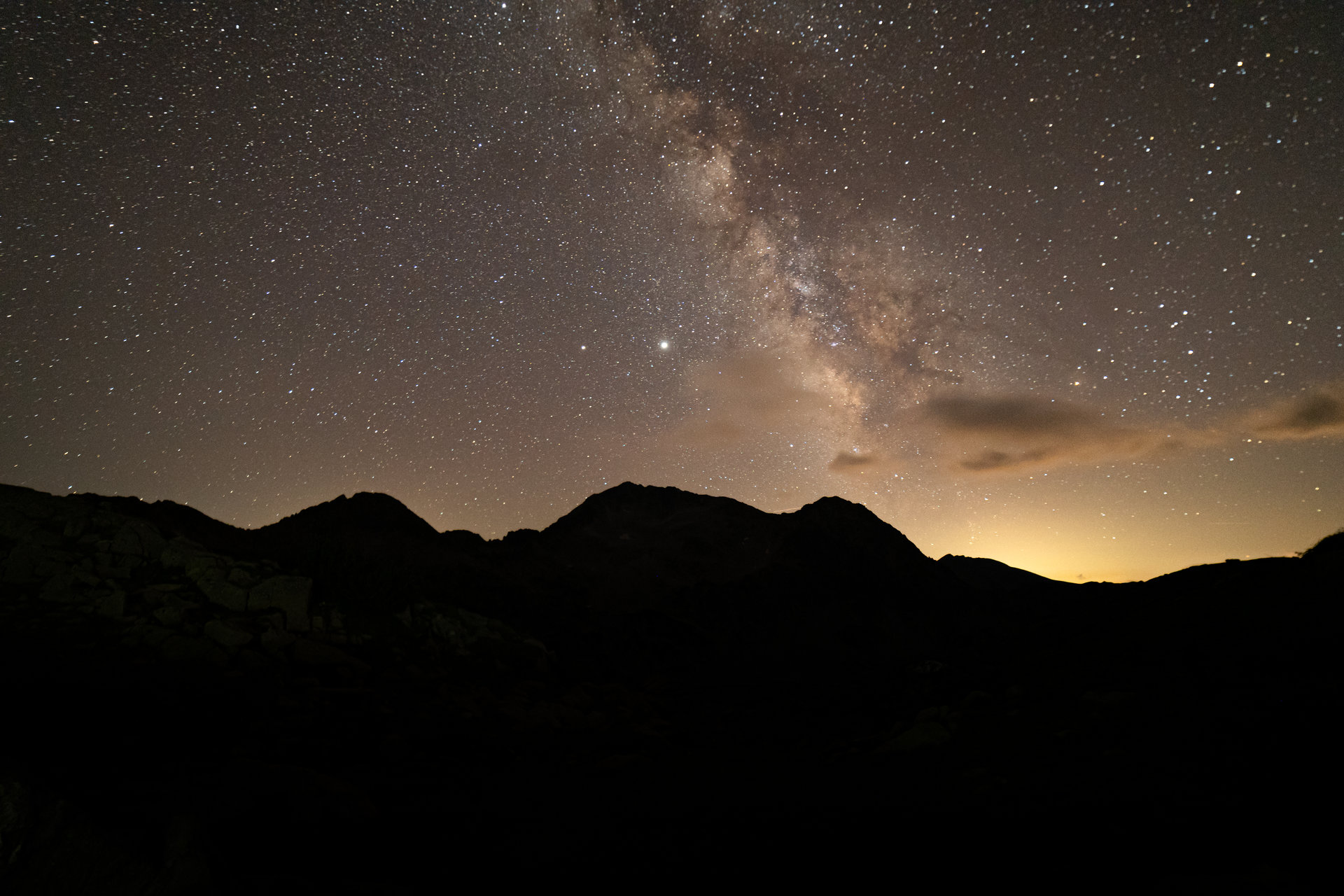 Каменица под Млечния път | Author Bozhidar Uzunov - bobby5 | PHOTO FORUM