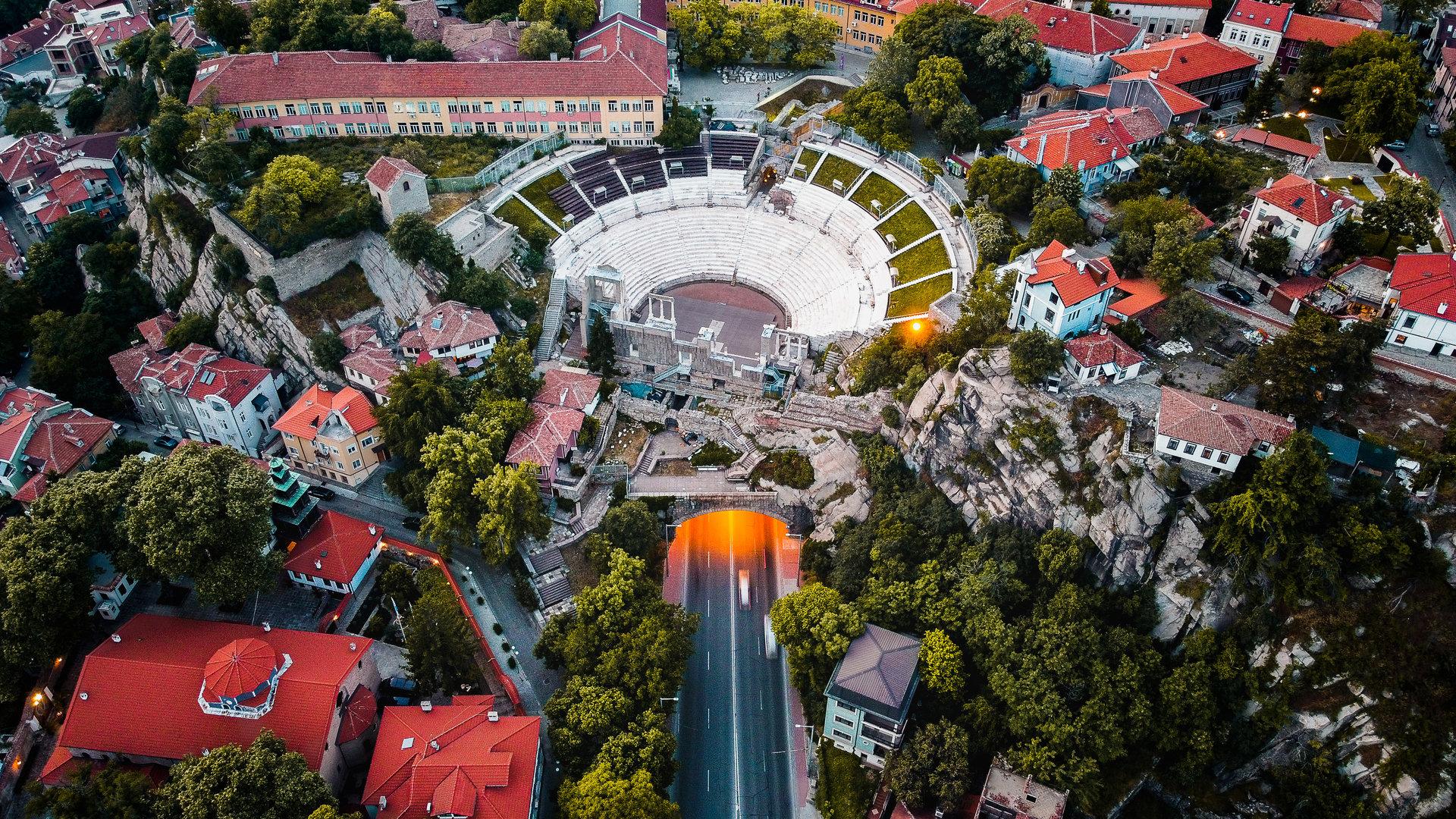 Птичи поглед над пресечна античност | Author Cvetan Georgiev - dj_ceci | PHOTO FORUM