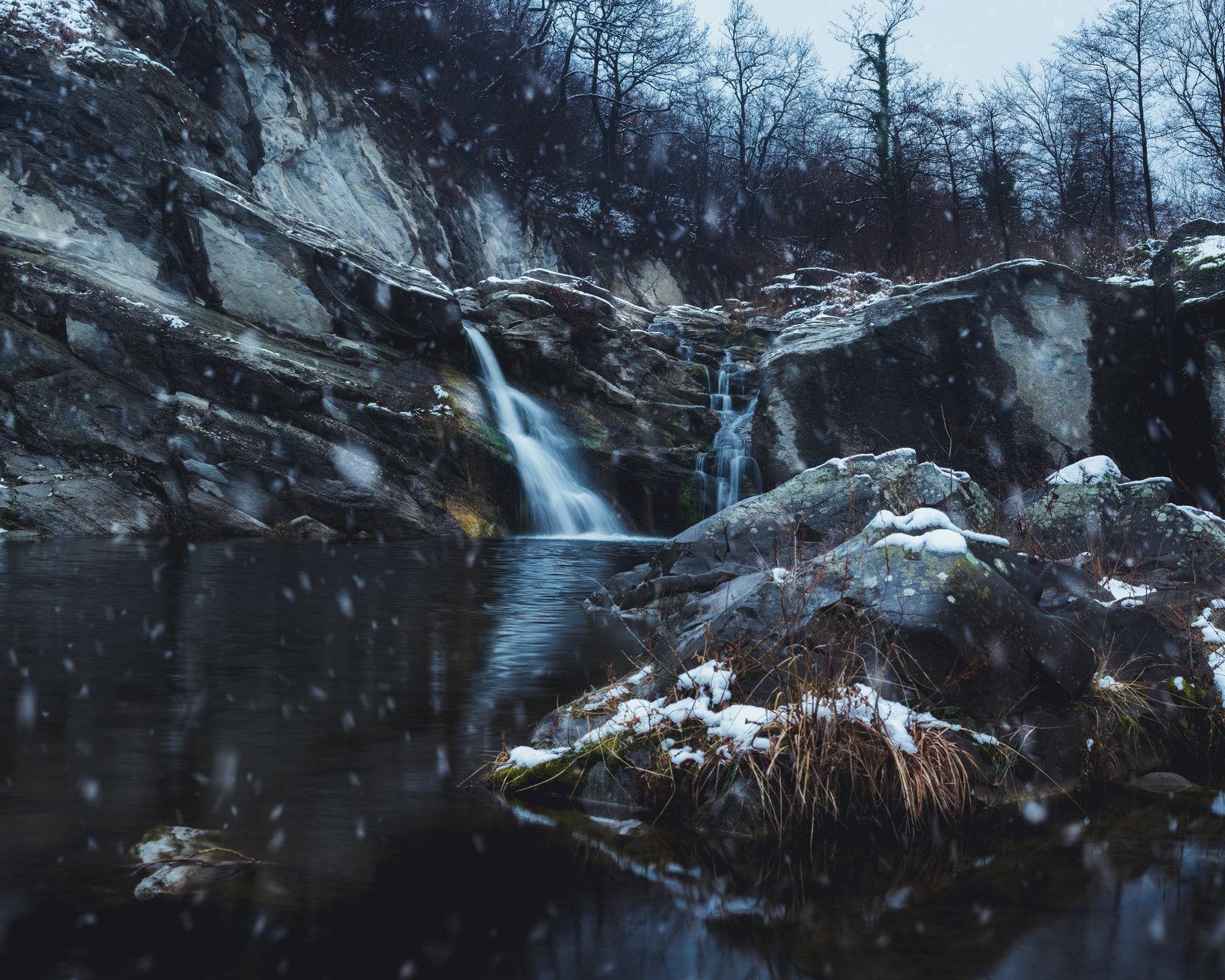 Къпиновски водопад от  - Lbochev