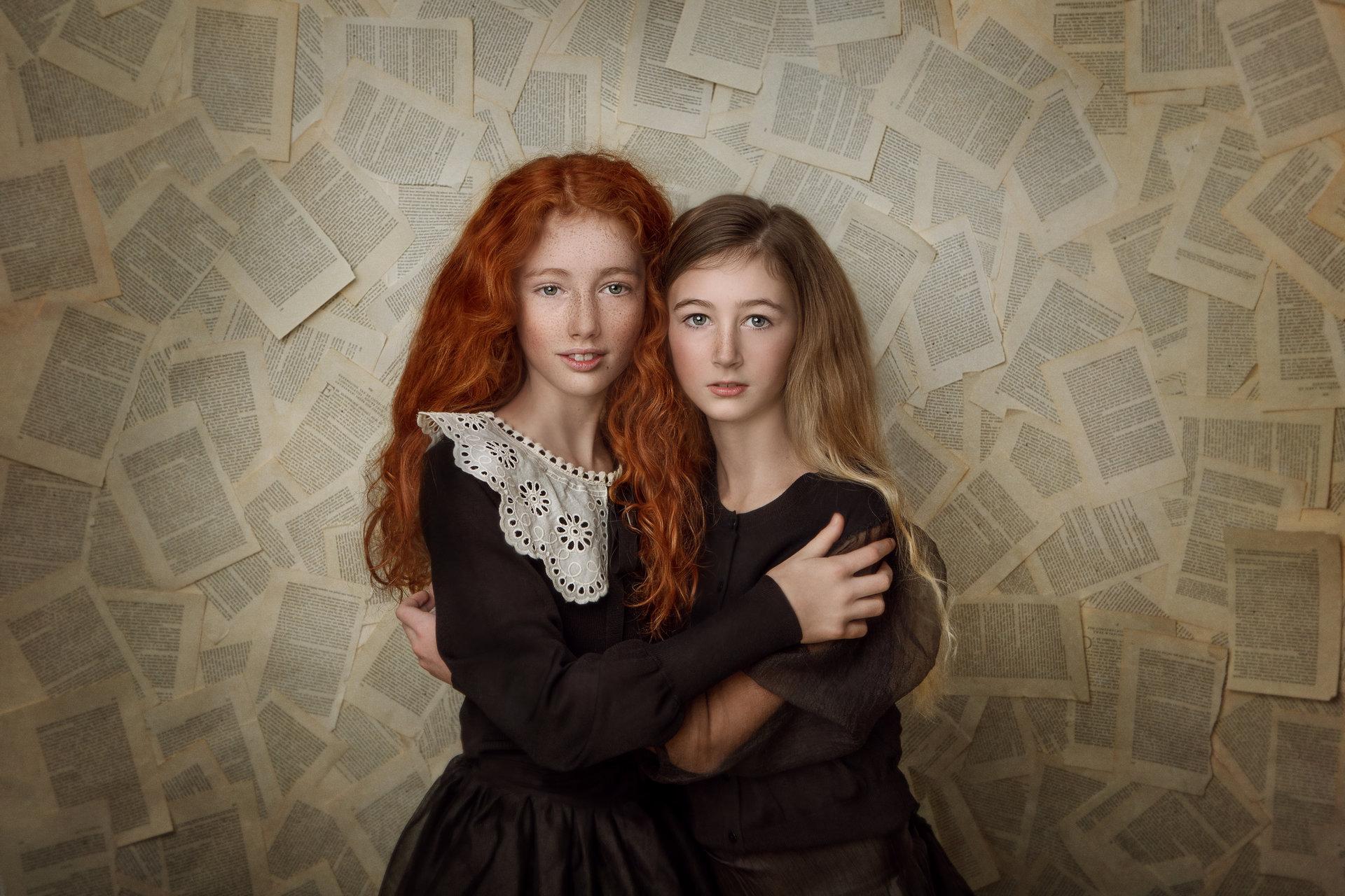 Сестри | Author RusianaTosheva | PHOTO FORUM