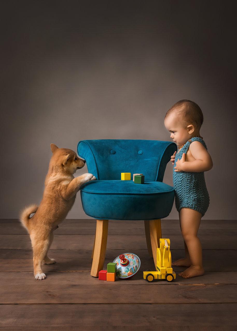 Виж ме какво мога, вече съм голям! | Author pettii | PHOTO FORUM