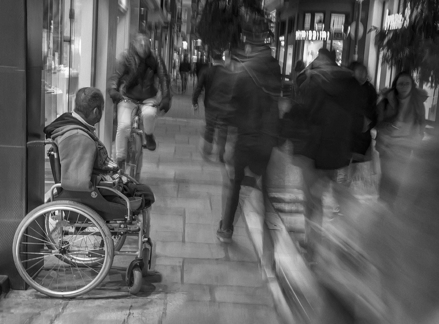 Онези ,които бързат | Author TEODORA IVANOVA - dorascal18 | PHOTO FORUM