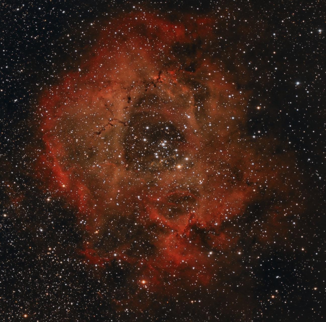 Caldwell 48 - Великата мъглявина Розетка | Author sektor | PHOTO FORUM