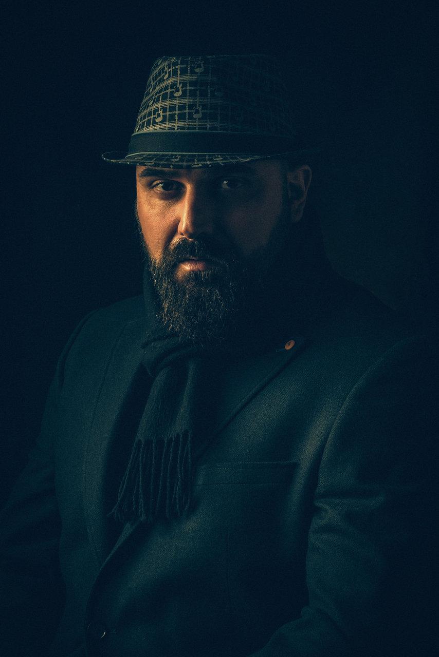 Автопортрет | Author Anton Dimov - dimovanton | PHOTO FORUM