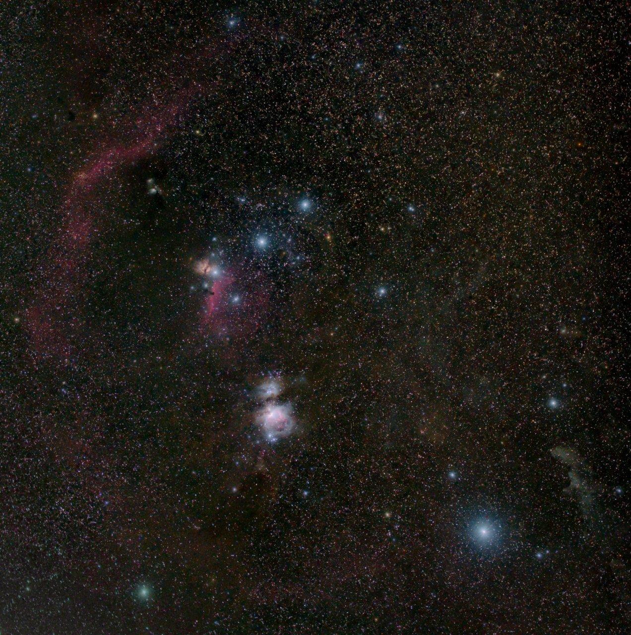 Съзвездие Орион от Radoslav Sotirov - RBSotirov