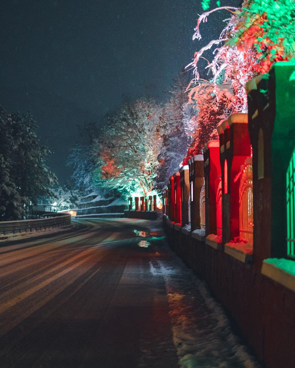 Игра с нощните светлинки | Author Konstantin Sherbetov - Kosiosh | PHOTO FORUM