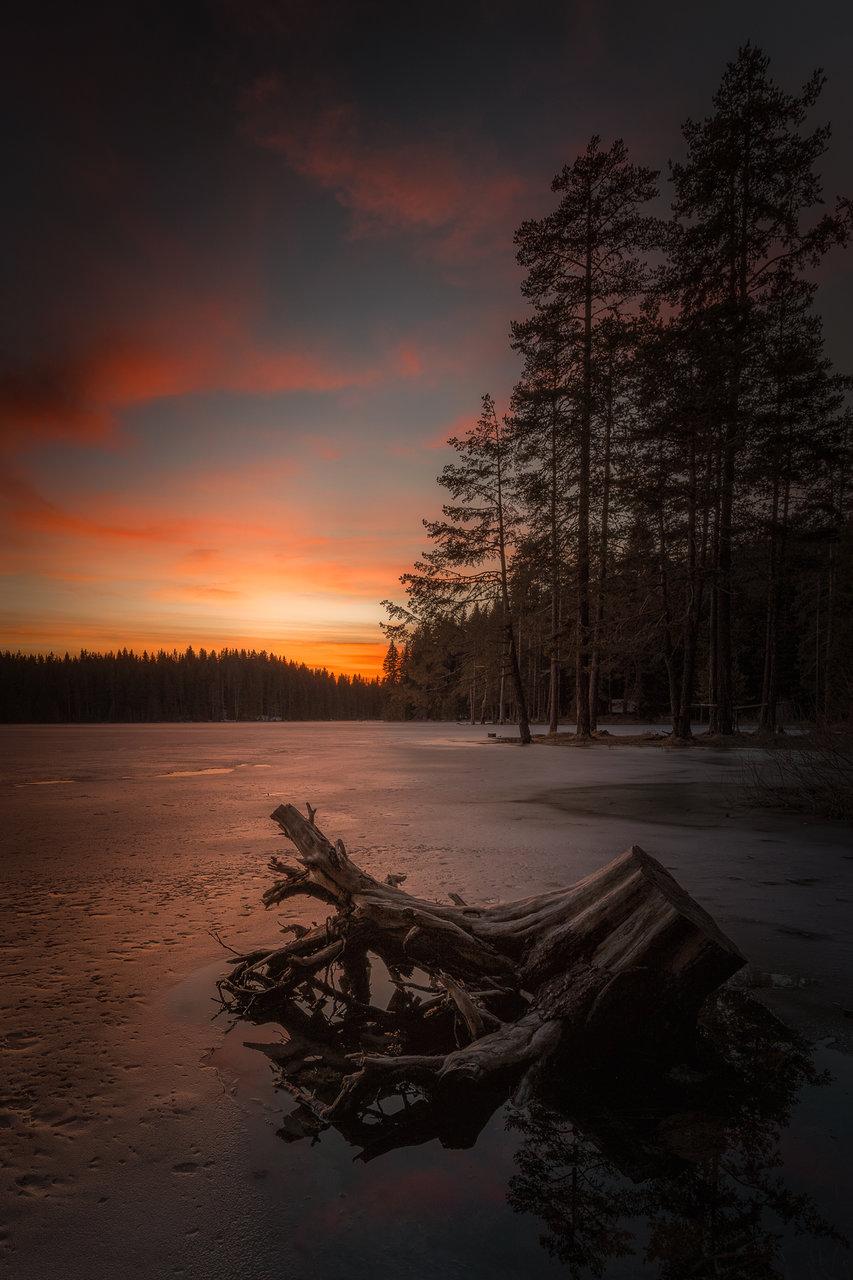 Залез на яз. Широка поляна   Author Mihail Minkov - takama   PHOTO FORUM