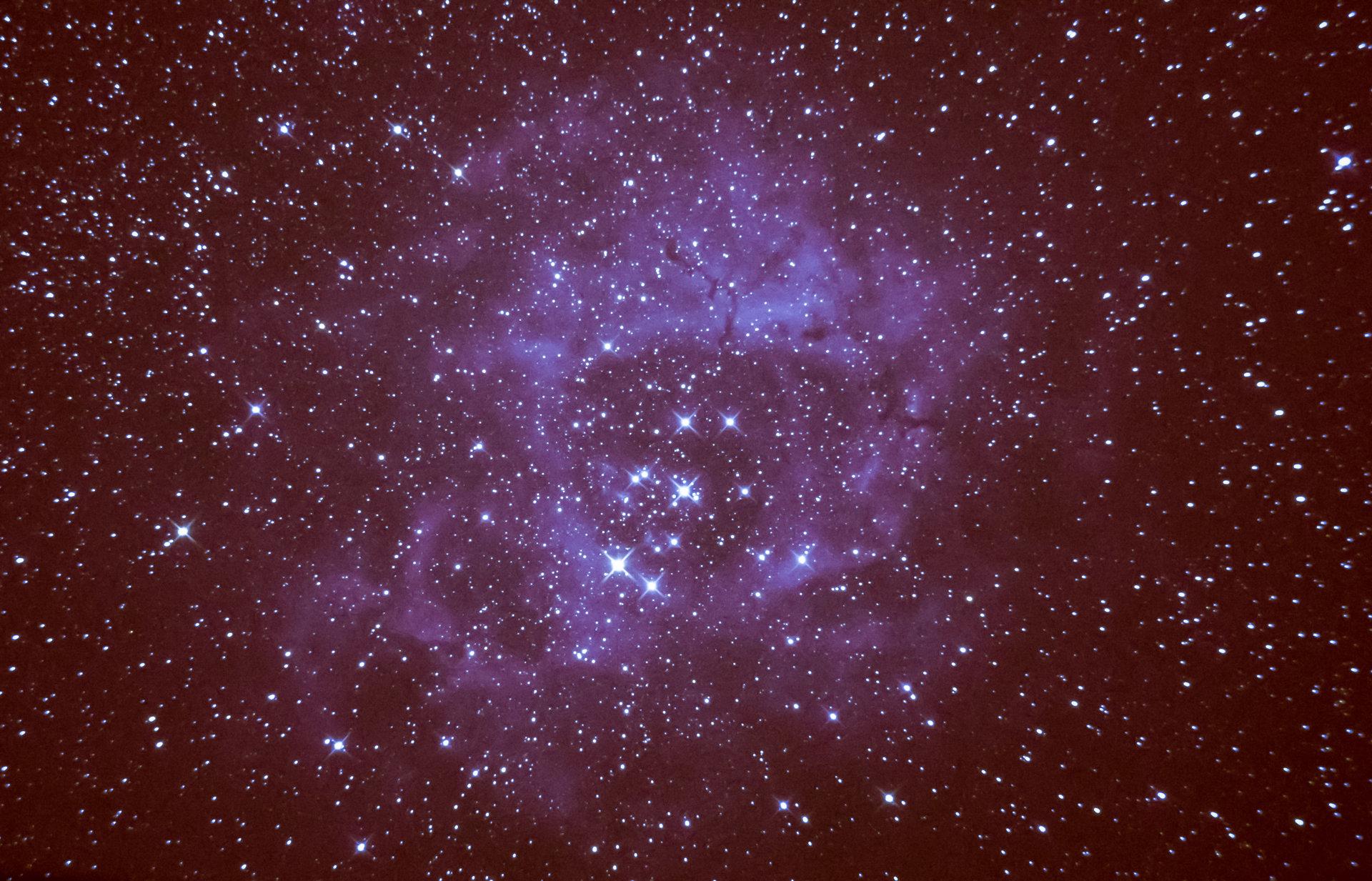 Rosette Nebula | Author ptr_marinov | PHOTO FORUM