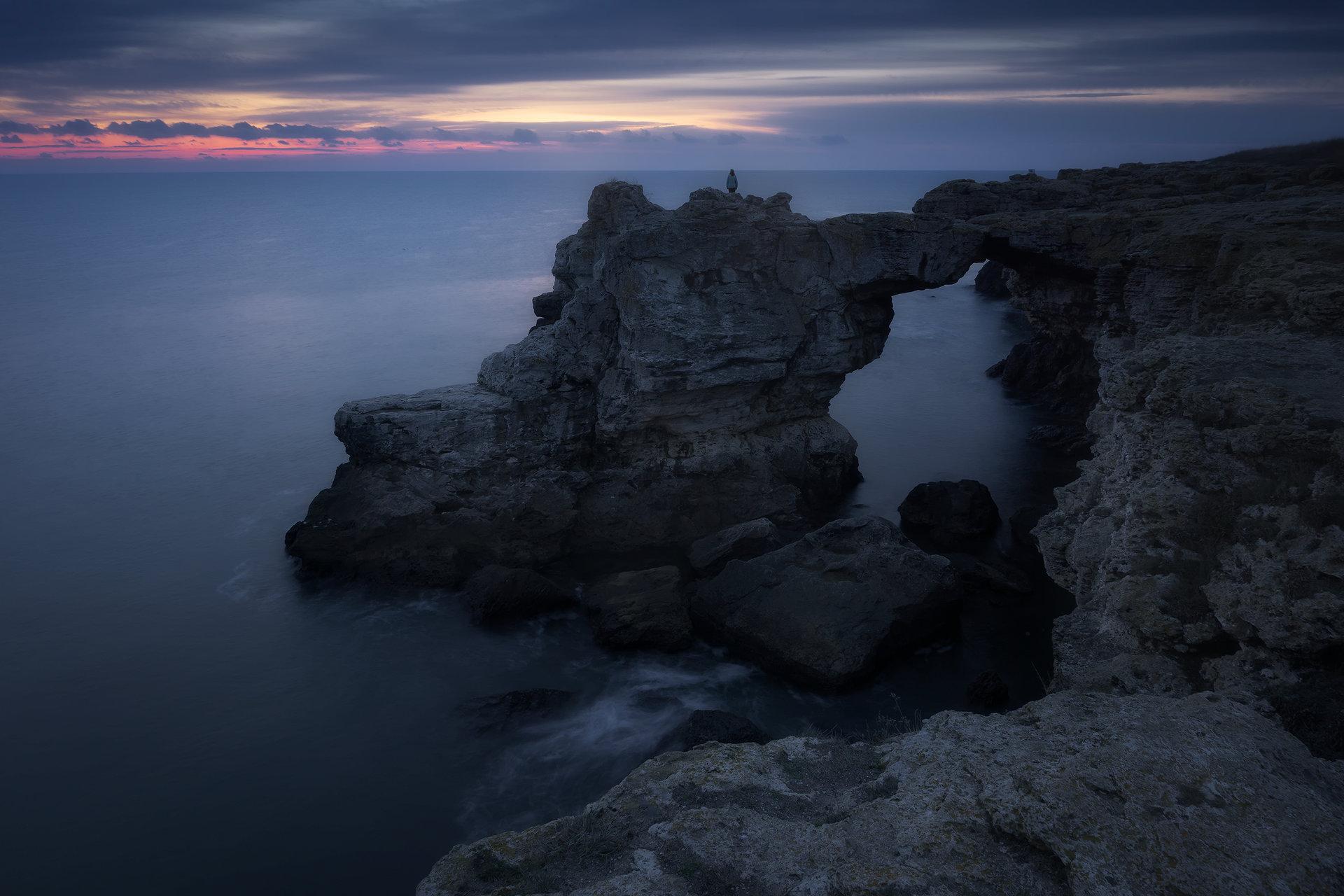 Deep blue   Author ivailo bosev - piff   PHOTO FORUM
