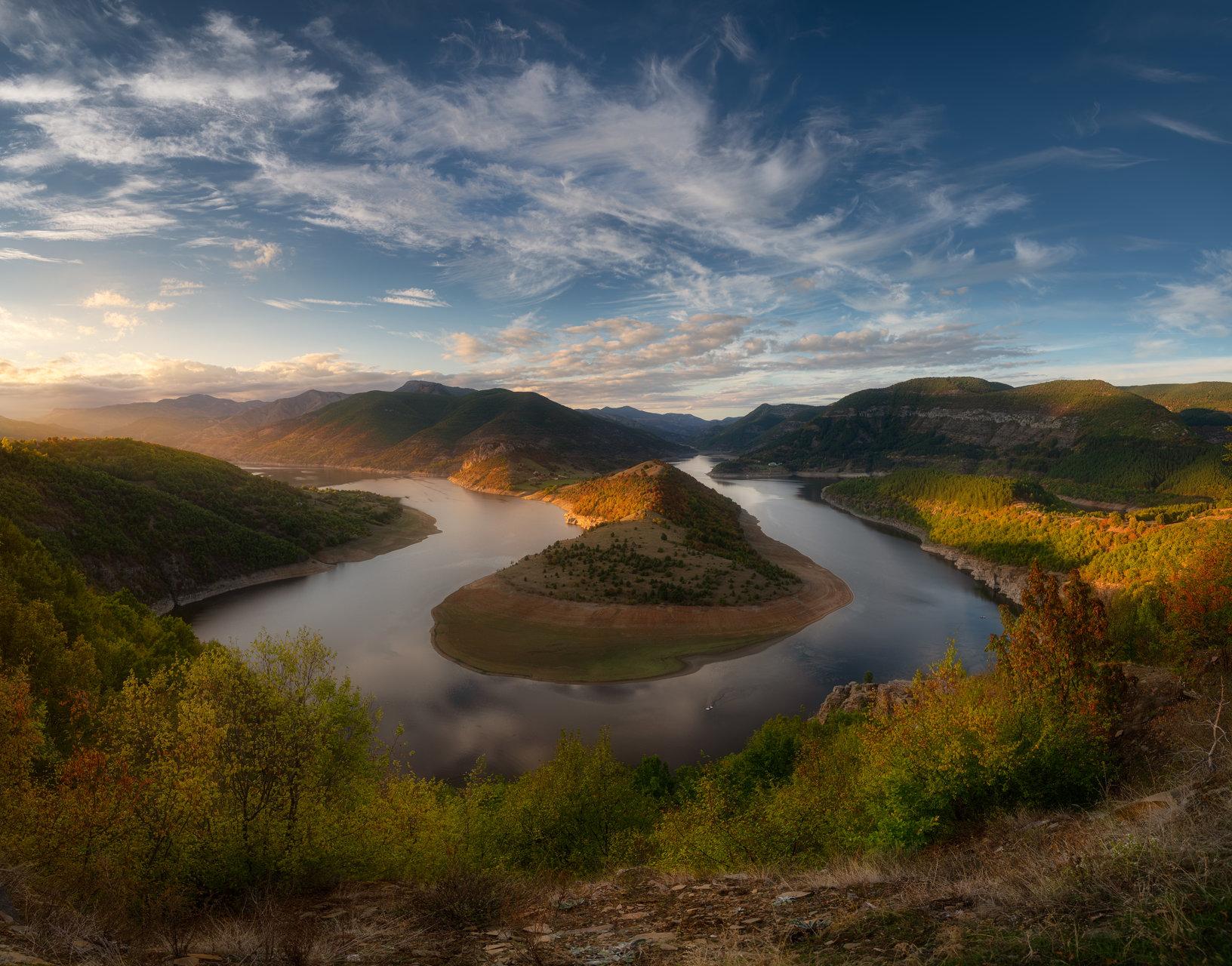 Завоят на язовир Кърджали | Author Boyko Valchev - boiko90 | PHOTO FORUM