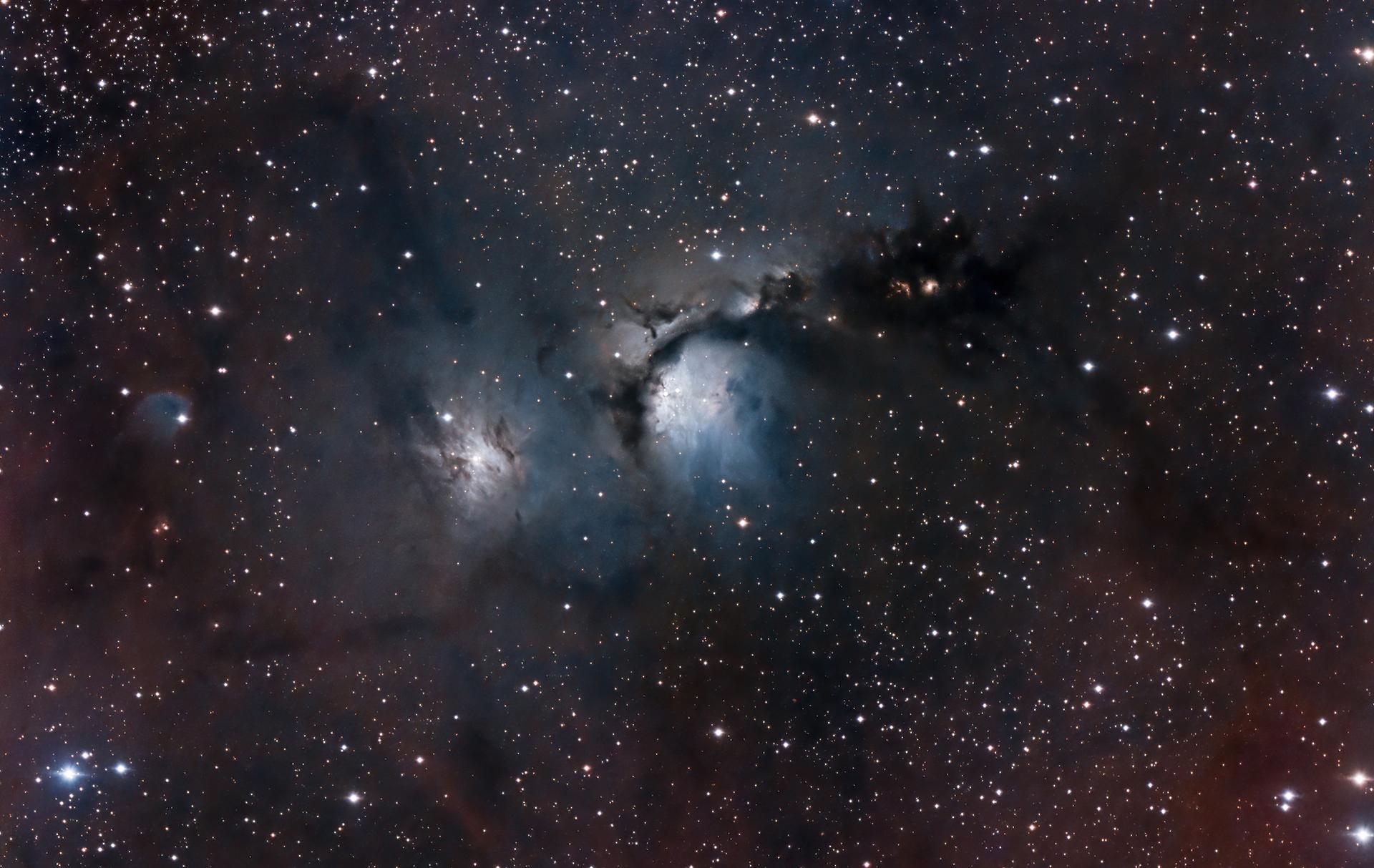 M78 - отразяваща мъглявина в съзвездието Орион | Author sektor | PHOTO FORUM