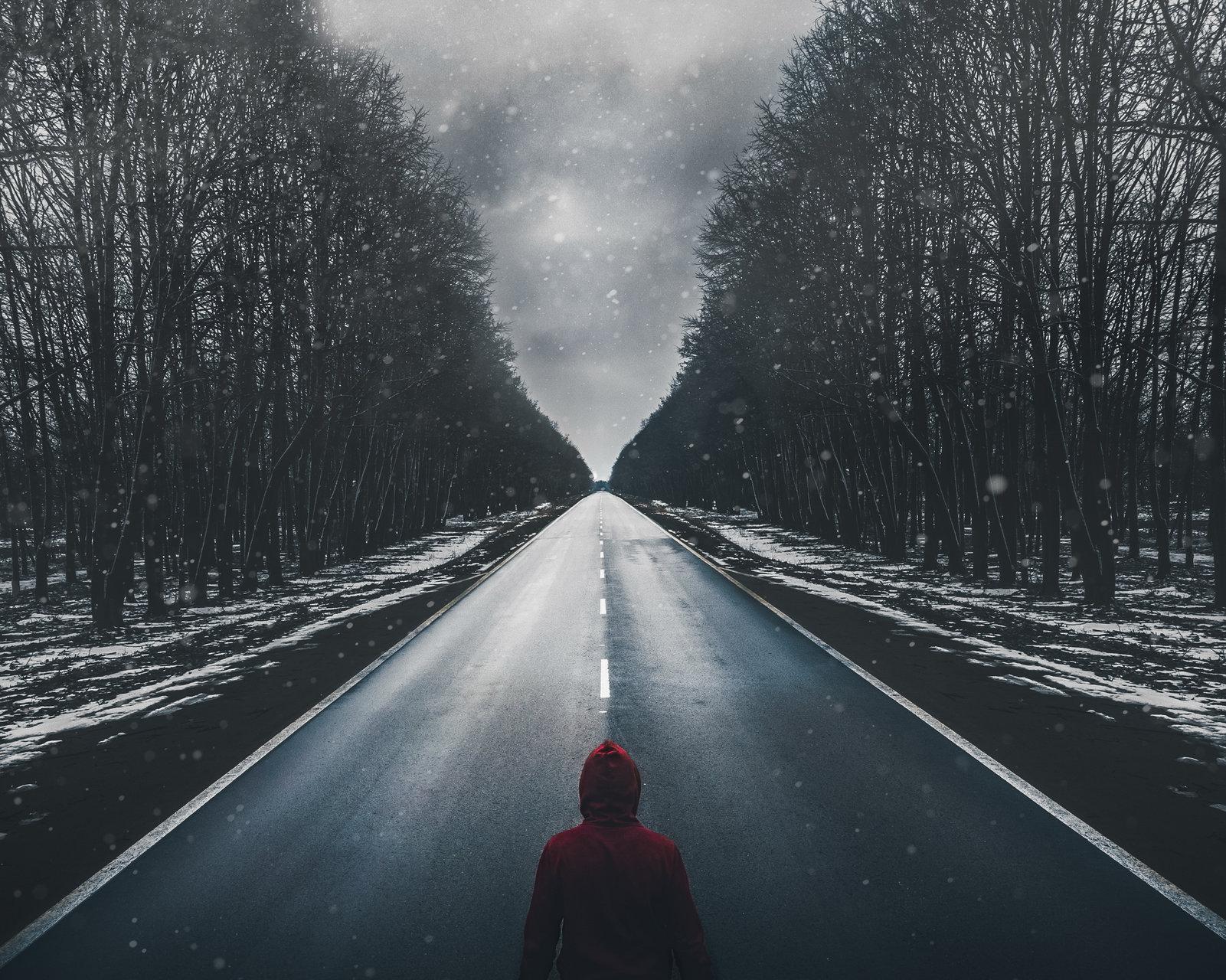 Продължавай да вървиш. | Author PIvanoff | PHOTO FORUM