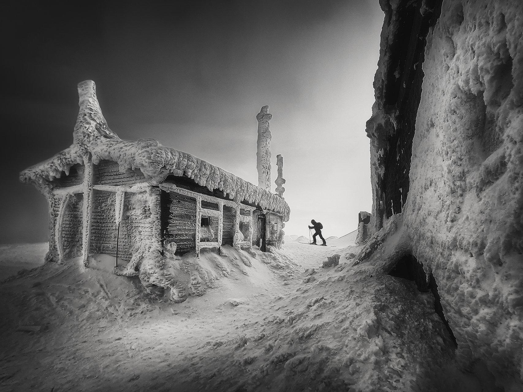 Зима... | Author Krasi Matarov - Muzka | PHOTO FORUM