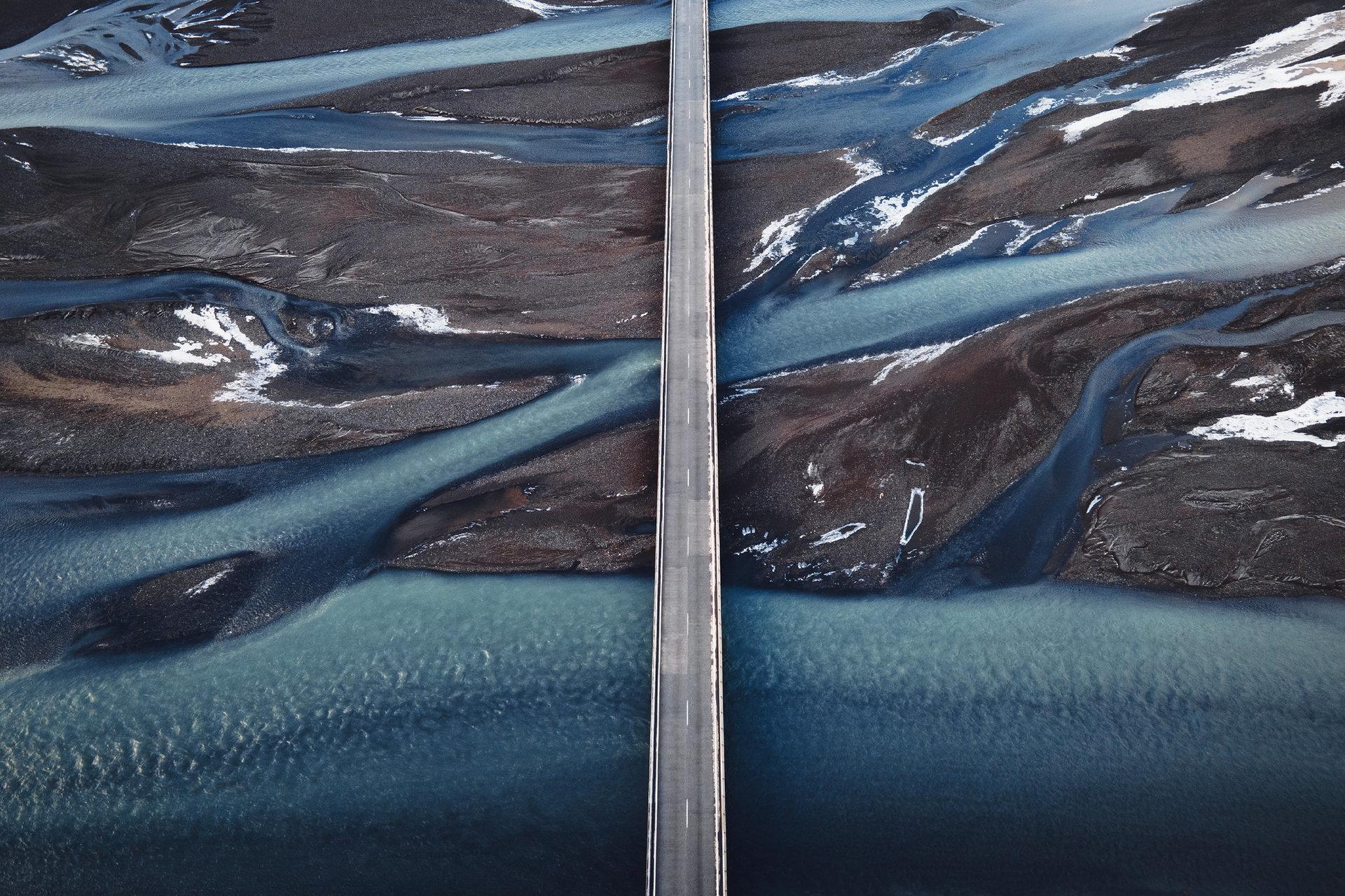 Мост над ледникова река | Author Zaprin Geguskov - sakuraki | PHOTO FORUM