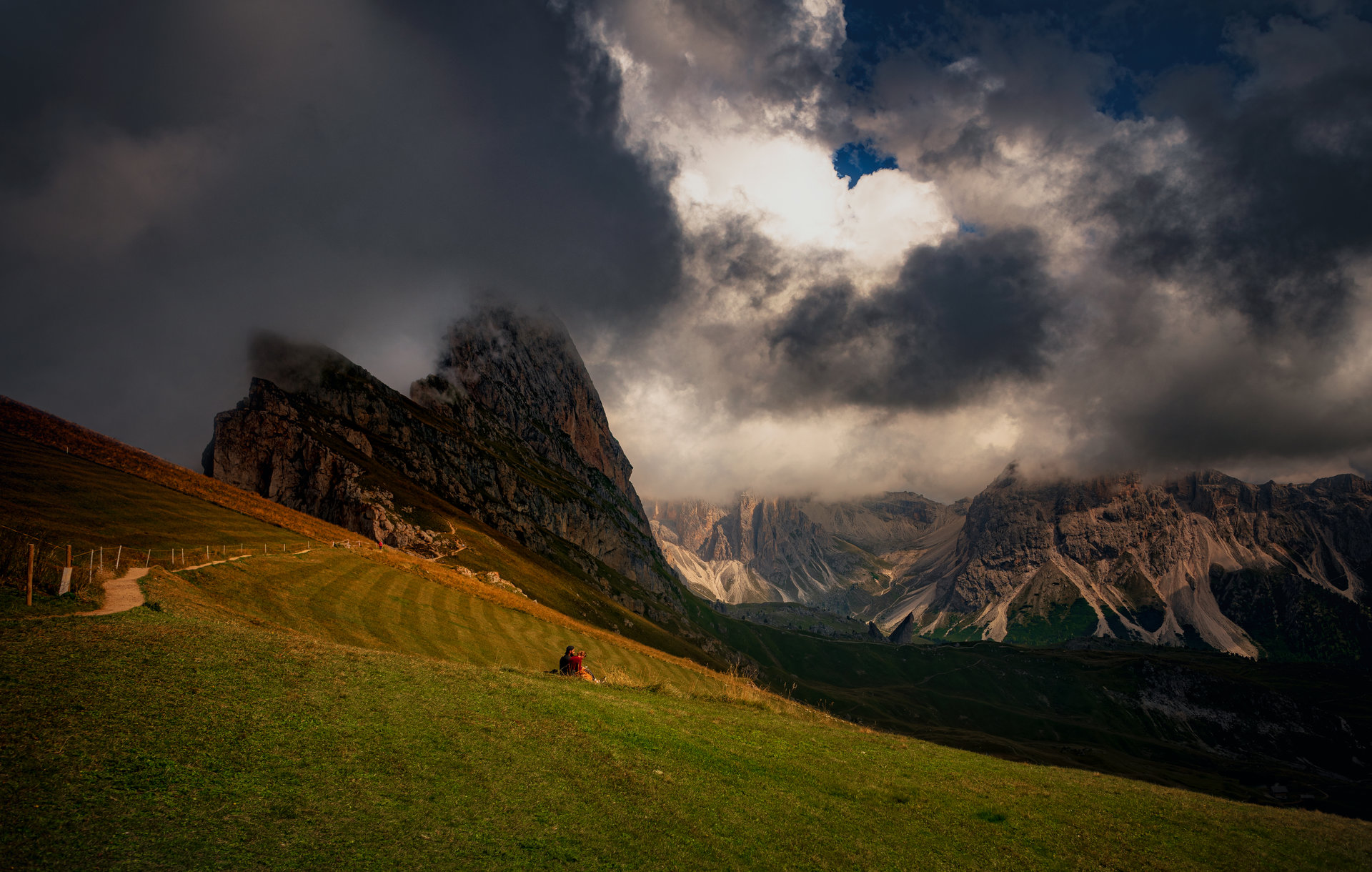 Seceda | Author Zavaydin Zavaydinov - Zavaydinov_Photography | PHOTO FORUM