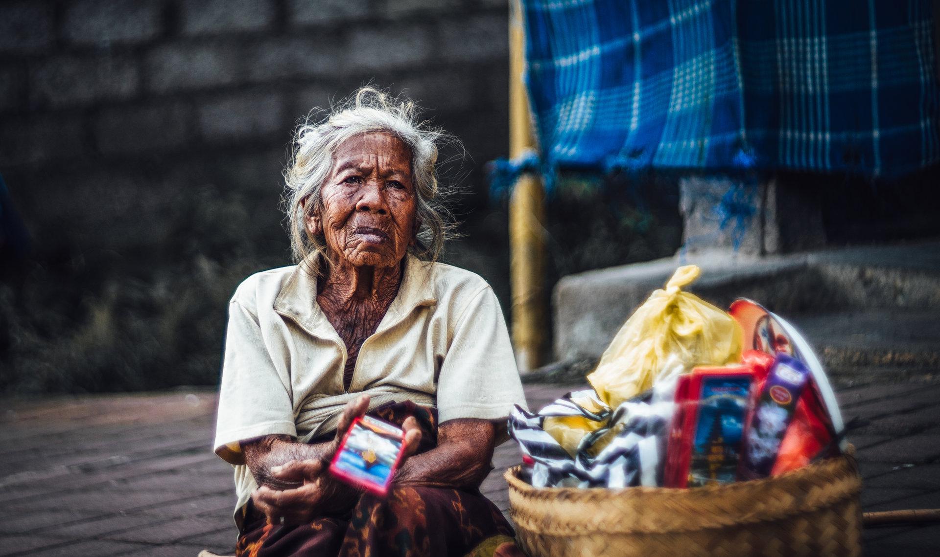 old woman | Author Stanislav Kehayov - tachi_blg | PHOTO FORUM