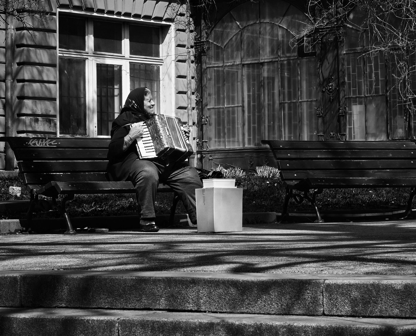 Photo in Street | Author   - KrumDK | PHOTO FORUM