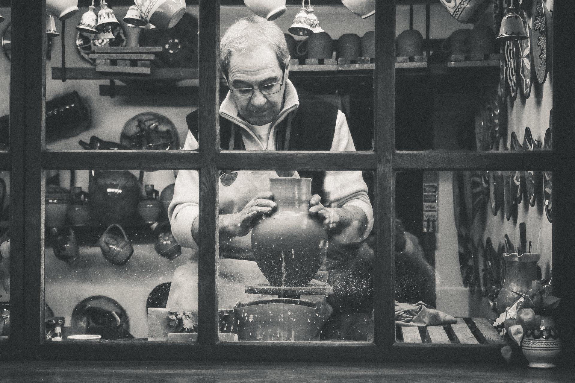 Труд в B&W | Author George Tsonkov - Dualbox | PHOTO FORUM