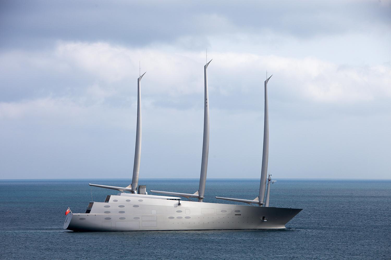 Super Yacht A | Author Milen Stankov - milen | PHOTO FORUM