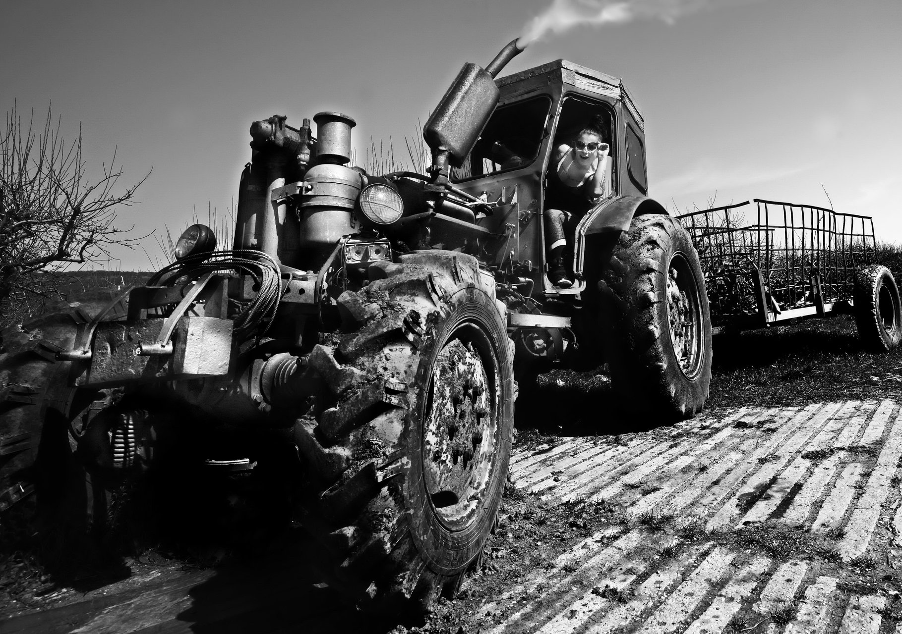 тракторИска...   Author rumen somov - carnivore   PHOTO FORUM