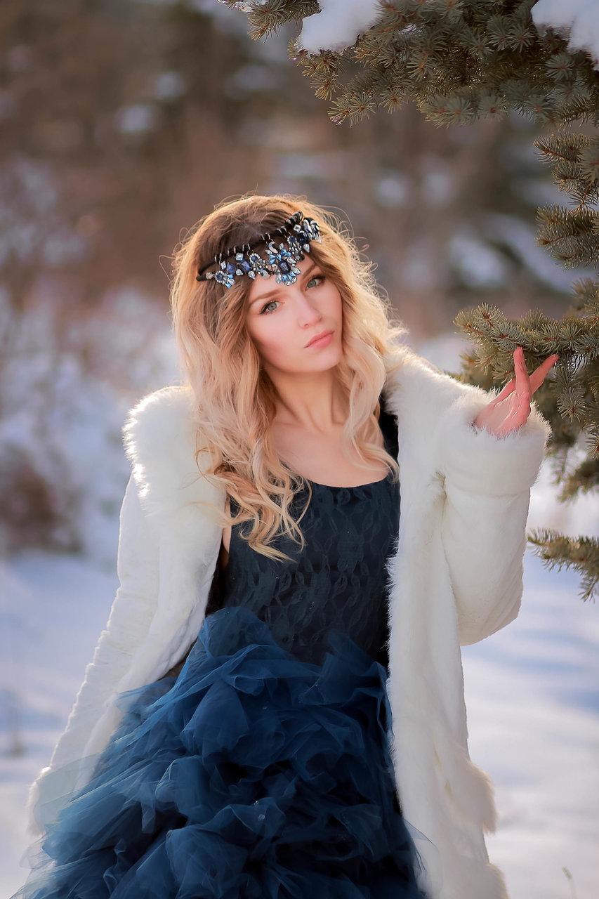 Ice Queen | Author Diana Dincheva - Dincisphotography | PHOTO FORUM