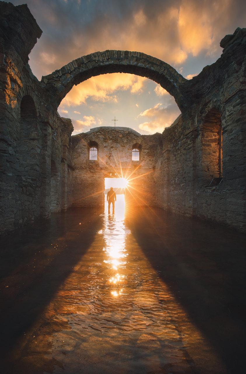 Пътят на светлината | Author Динко Шаханов - dinko8708 | PHOTO FORUM