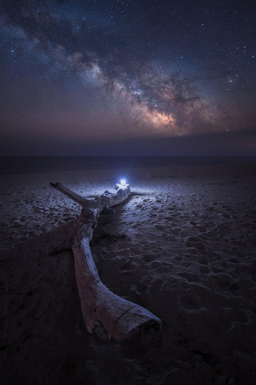 Нощна композиция | Author Mihail Minkov - takama | PHOTO FORUM