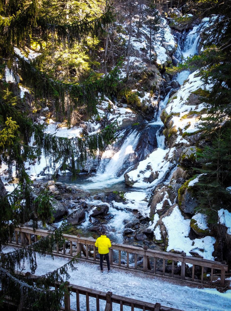 Бистришкия водопад през зимата | Author Milen  Yanichkov - Yanichkovphotography | PHOTO FORUM