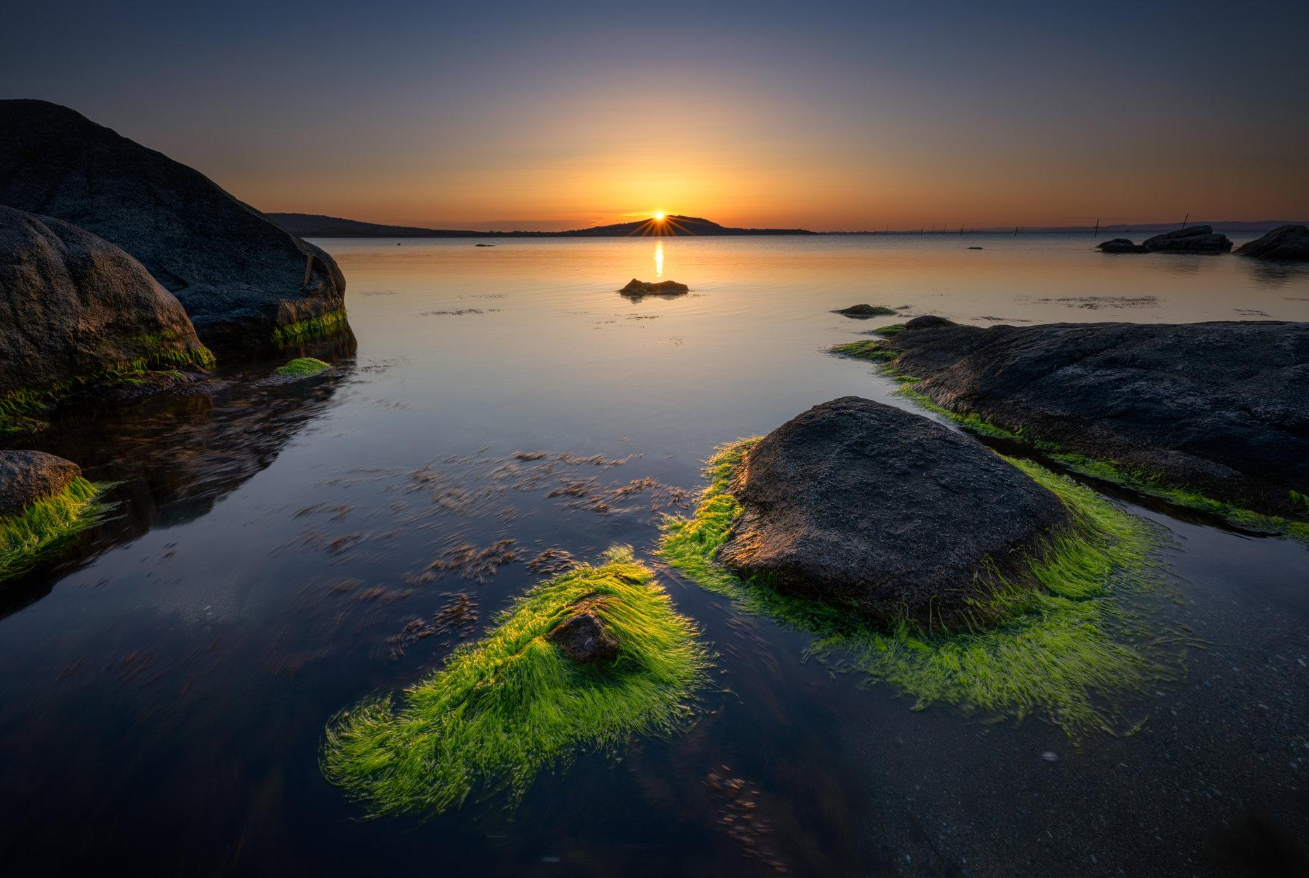 Залез край Черноморец | Author Boyko Valchev - boiko90 | PHOTO FORUM