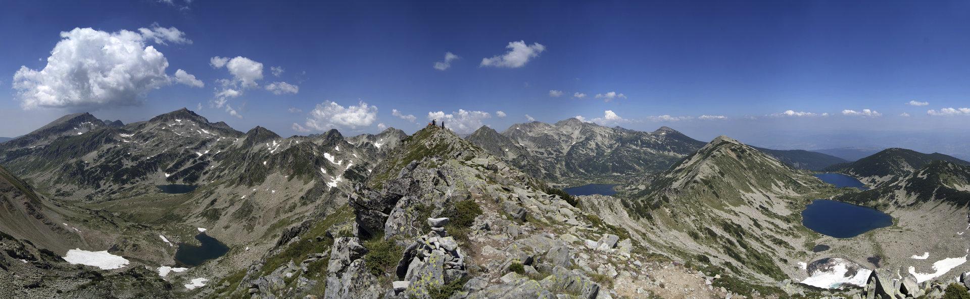 Пиринска панорама от Ясен Долчинков - iasen_vd