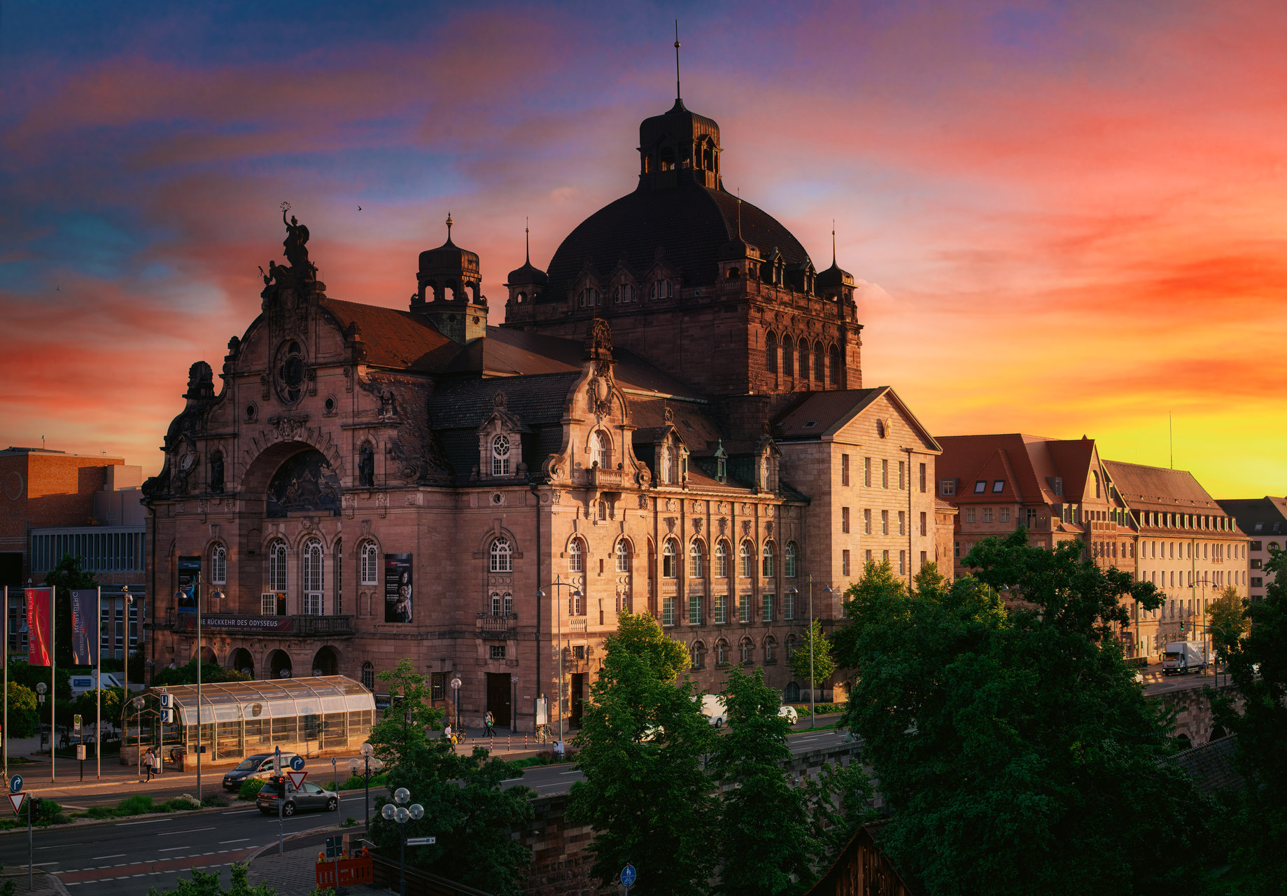 Opern hause- Nurnberg | Author Zavaydin Zavaydinov - Zavaydinov_Photography | PHOTO FORUM