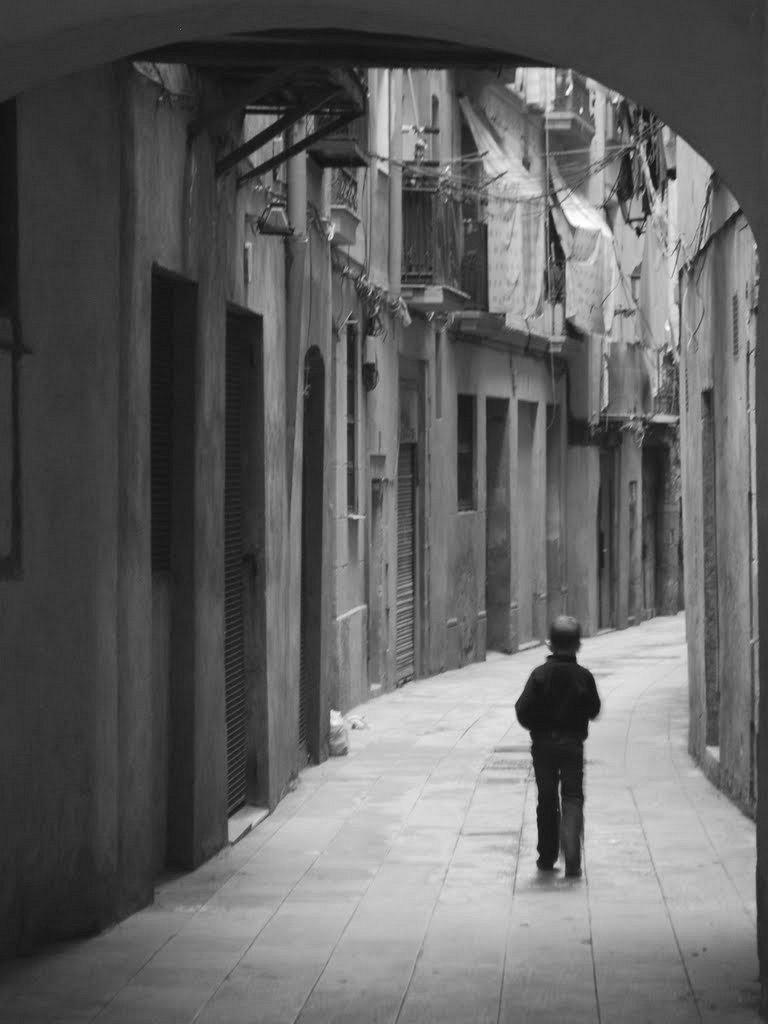Barcelona's street | Author Ivan Hristov - patriotbg | PHOTO FORUM