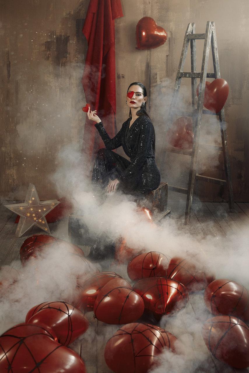 Дама Купа | Author Диляна Гергова - Phobia | PHOTO FORUM