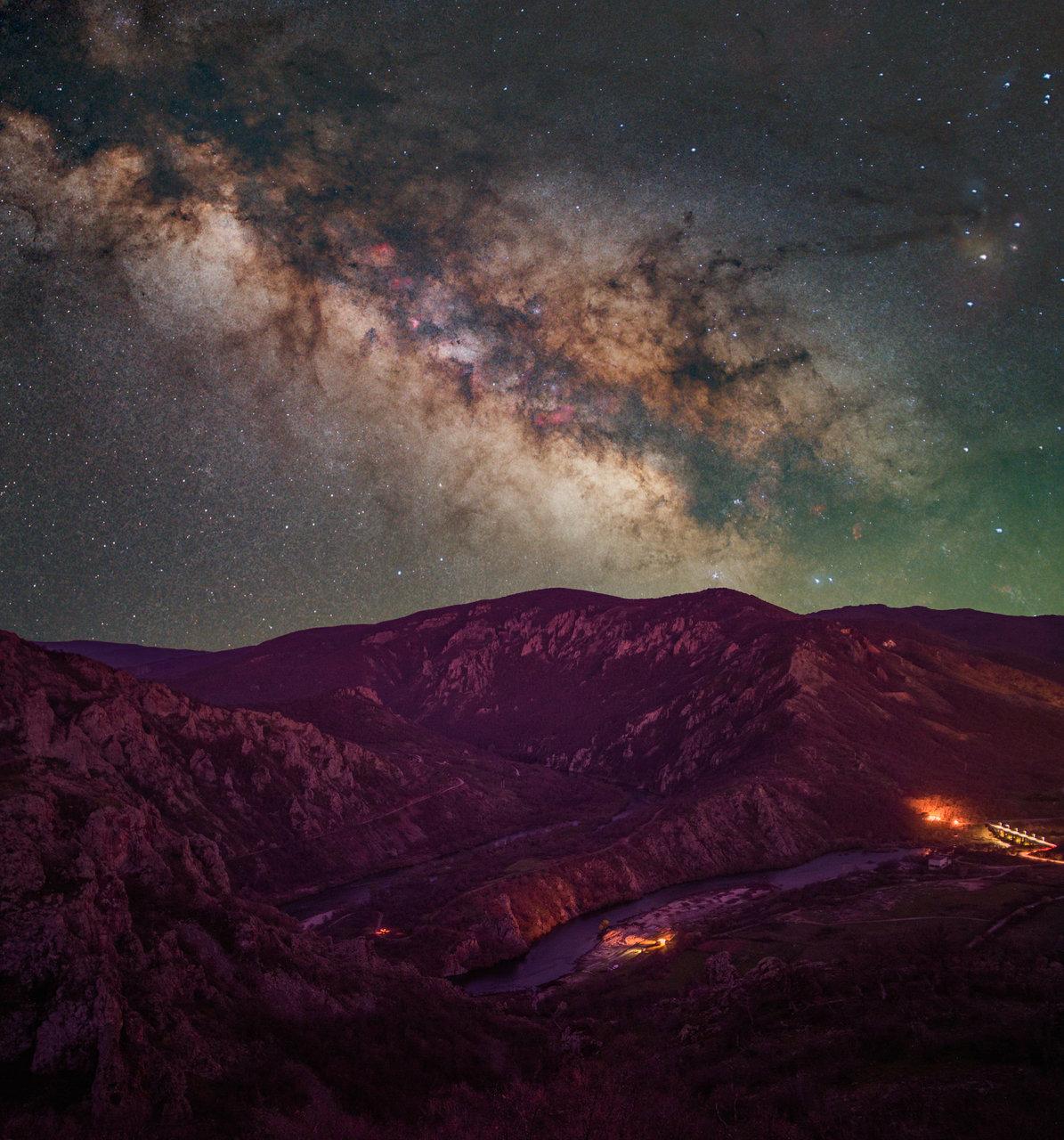 Photo in Astrophotography | Author Петър Шурев - iamanovoice | PHOTO FORUM
