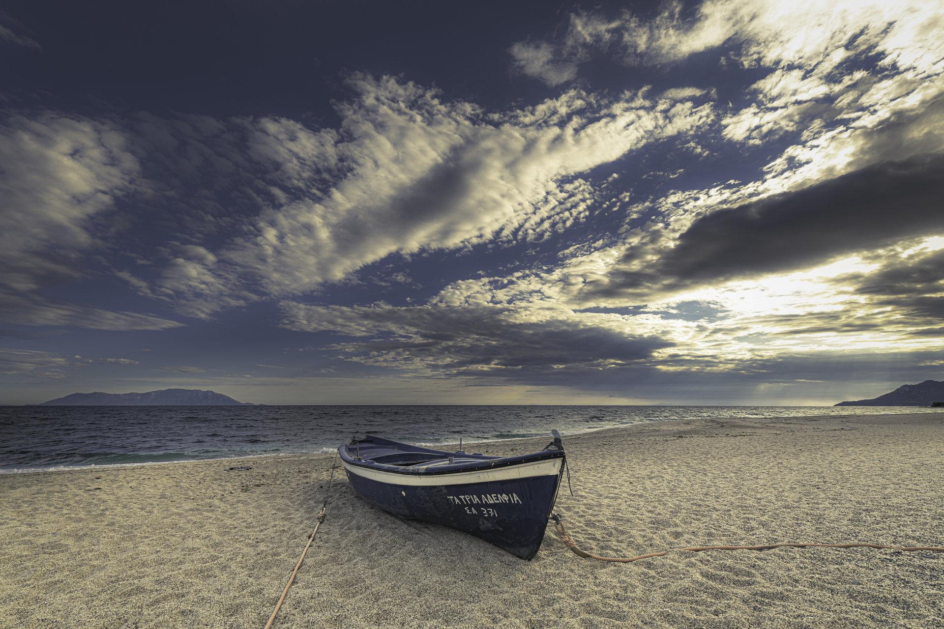 Лодка | Author skiahtro  - skiahtro | PHOTO FORUM