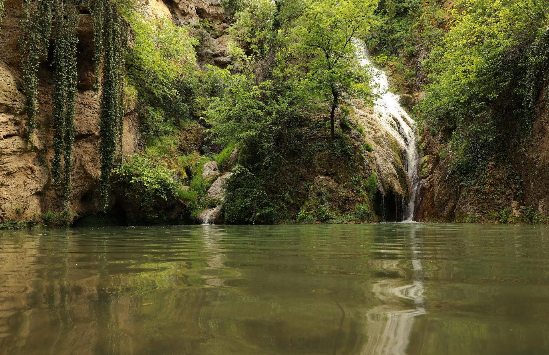 Хотнишки водопад   Author Николай Колев - aticank   PHOTO FORUM