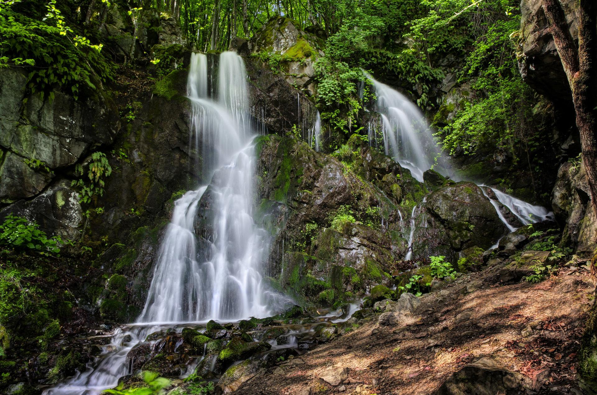Долни Алекови водопади | Author Ivo Fotev - idoboe | PHOTO FORUM