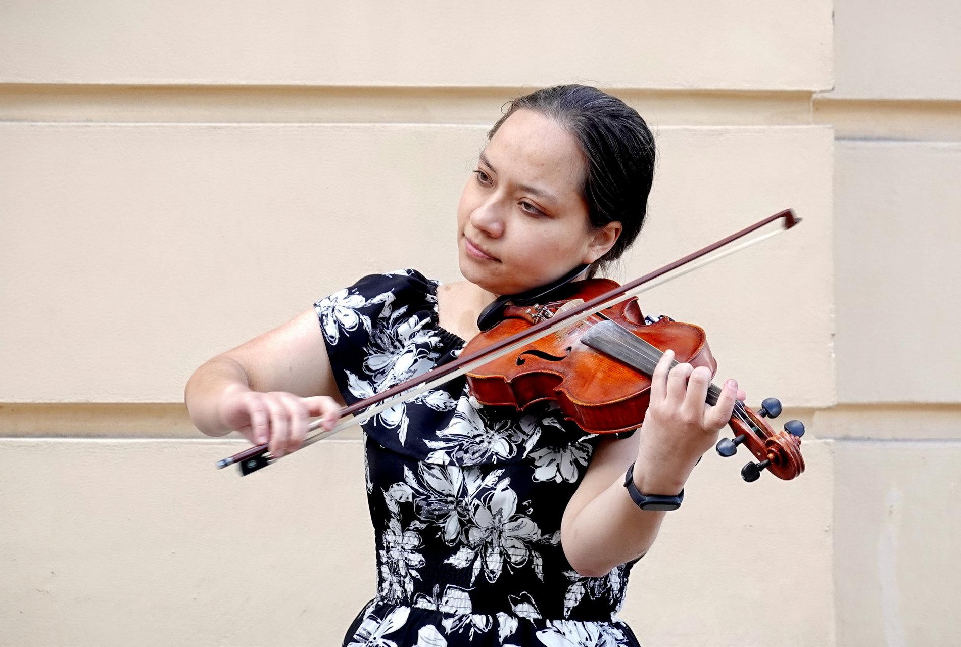 Улично музикално от Marina Nizamska - marinizam