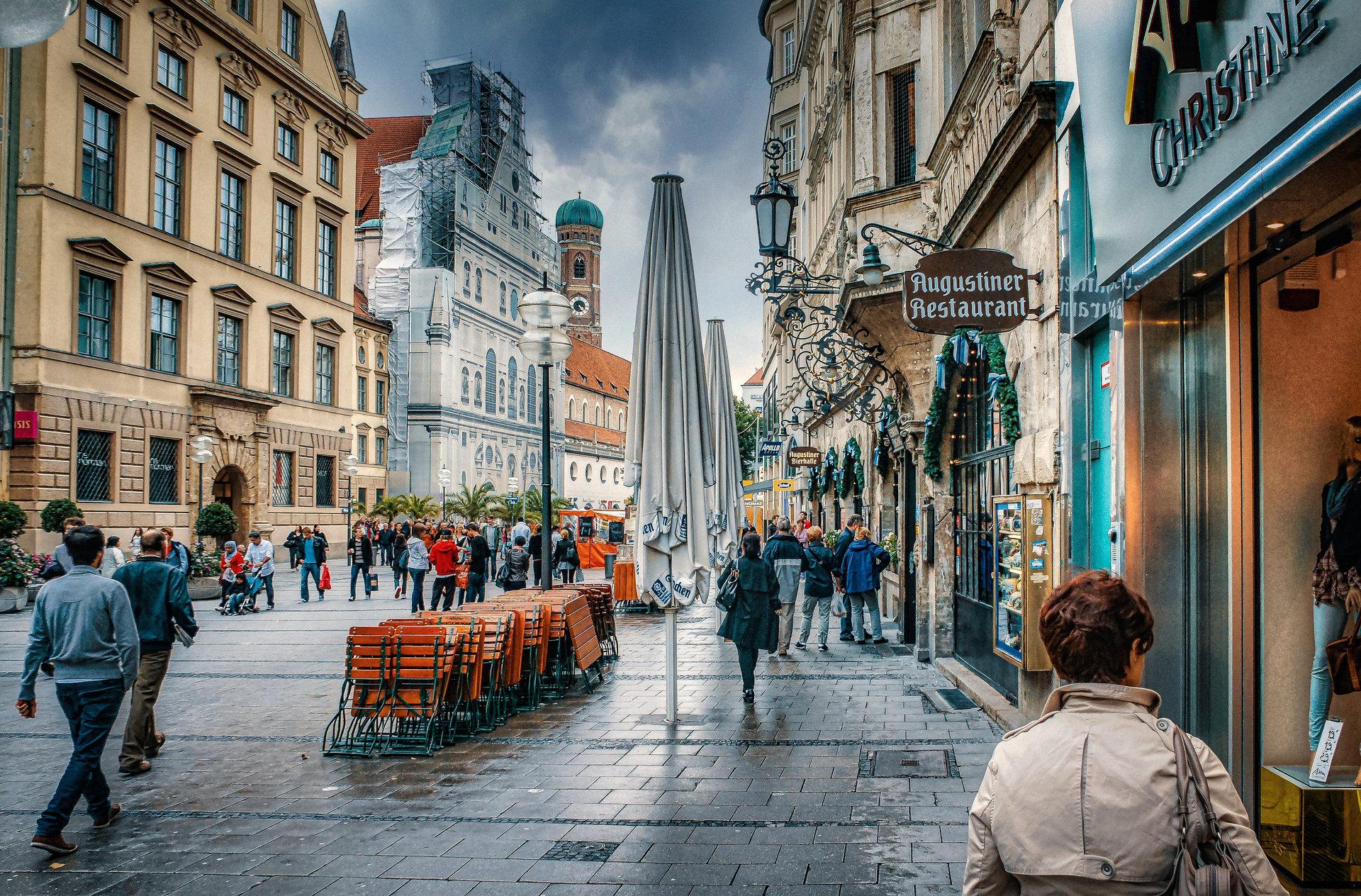 Дъждовни главни улици | Author Владимир Димитров - nyamago | PHOTO FORUM