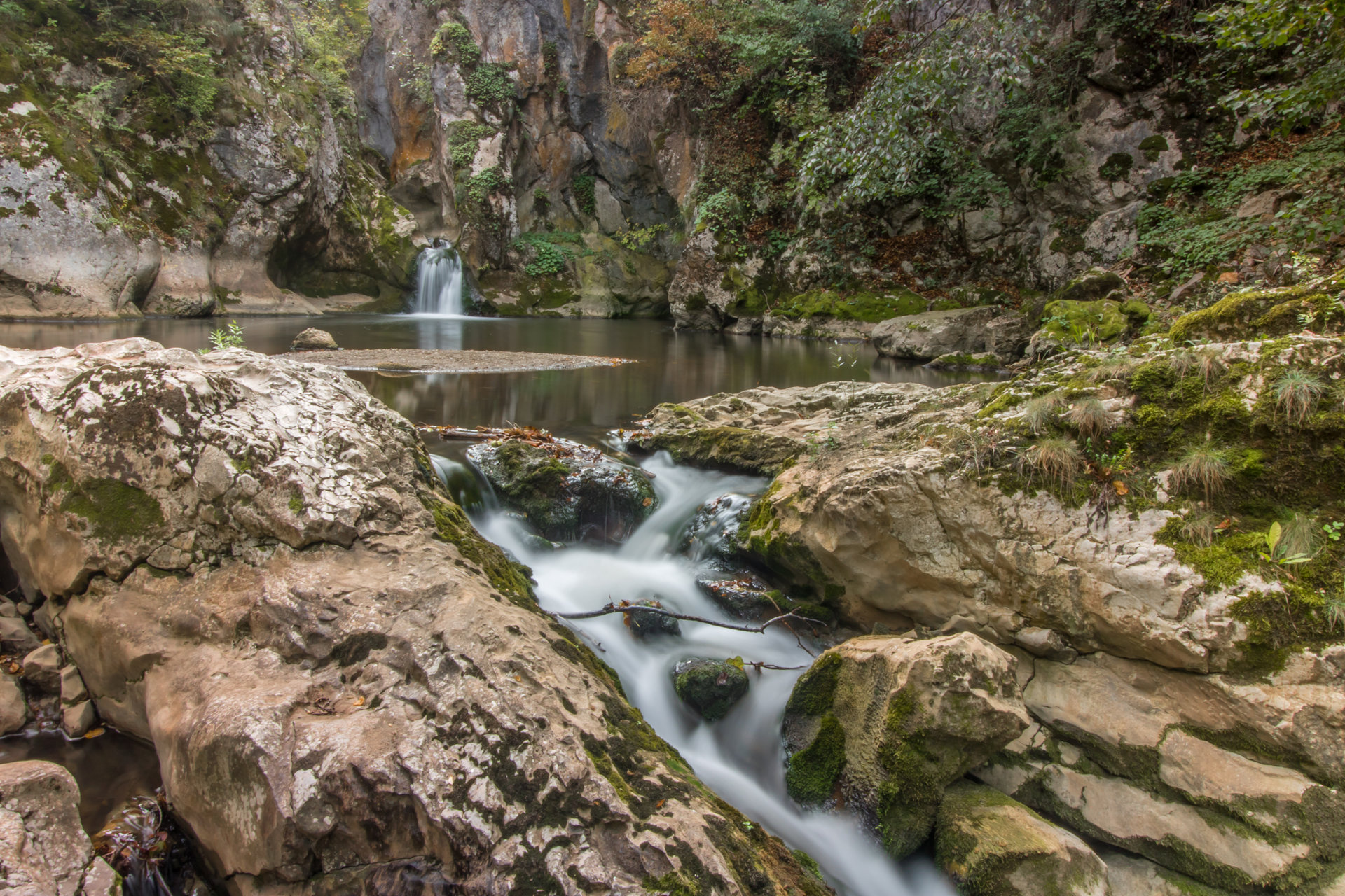 Водопад Зелени вир и наоколо... | Author Ivan Naydenov - ivannaydenovimages | PHOTO FORUM