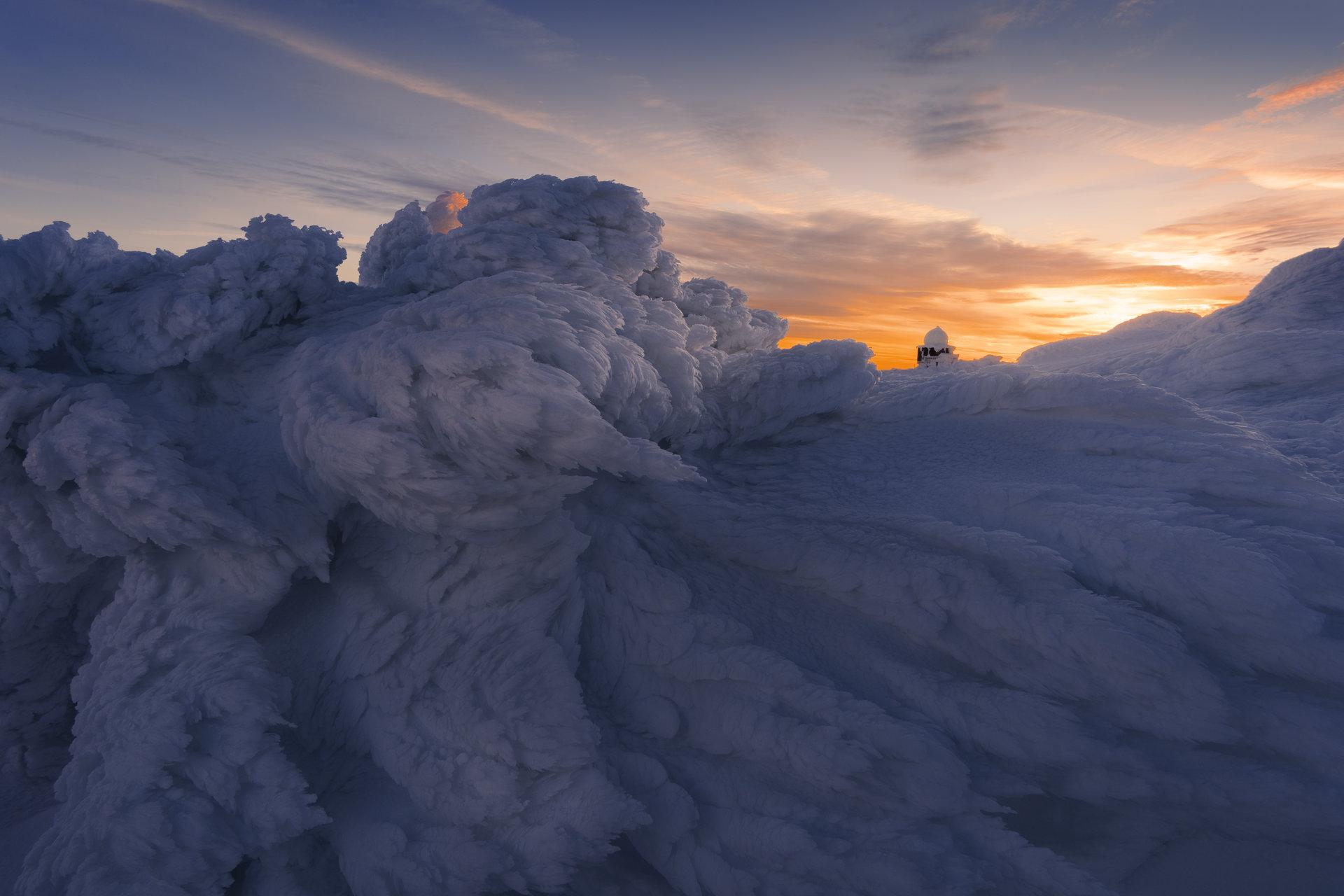 В замръзналото кралство на Витоша..   Author David Kirilov - Dido99   PHOTO FORUM