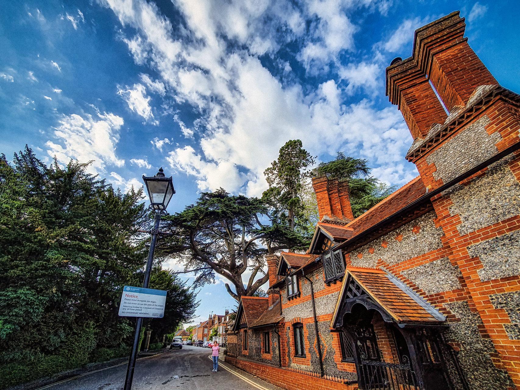 Малко градче край реката... | Author Владимир Димитров - nyamago | PHOTO FORUM