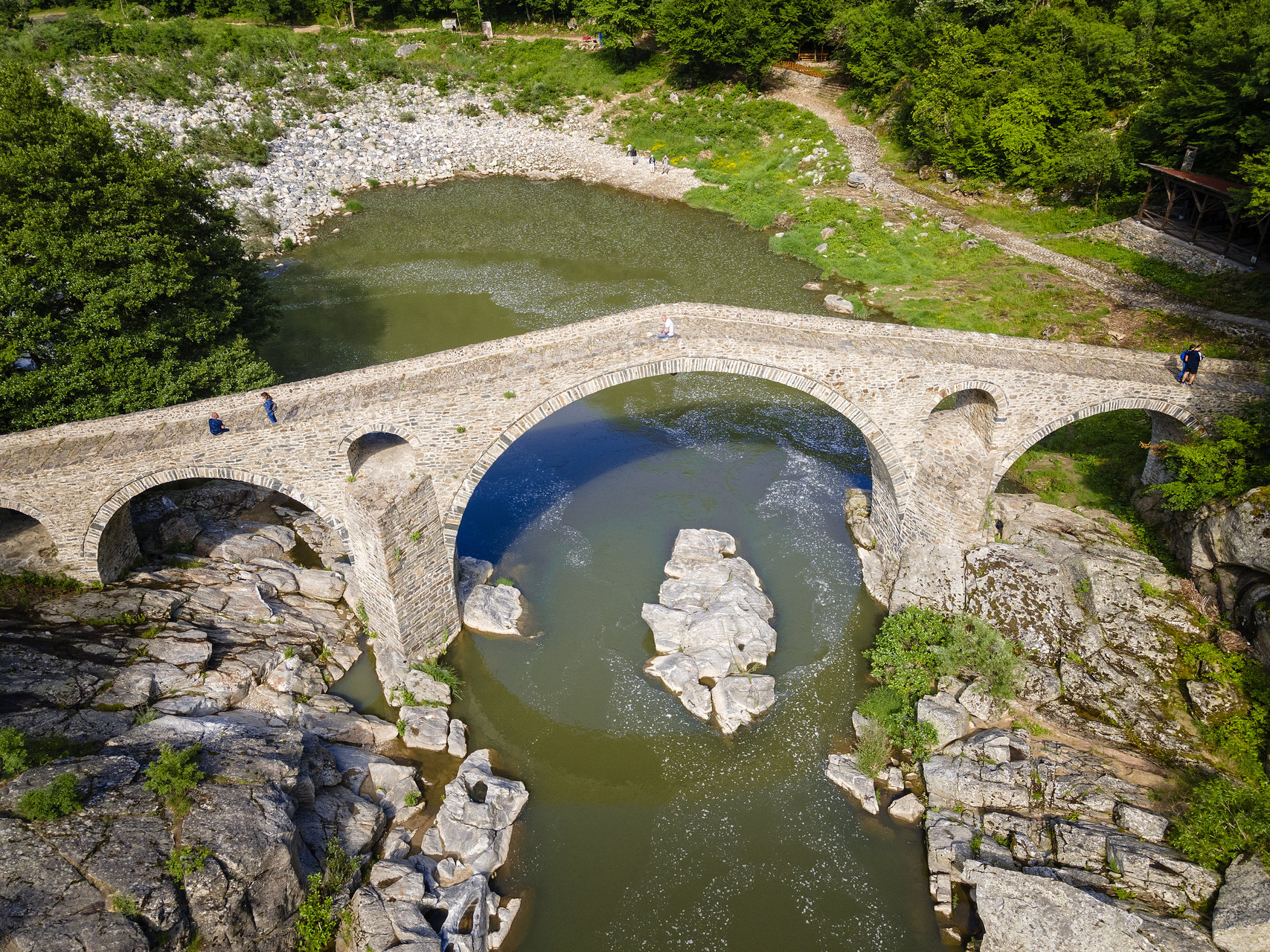 Дяволския мост | Author Mincho Karavastev - Minski | PHOTO FORUM