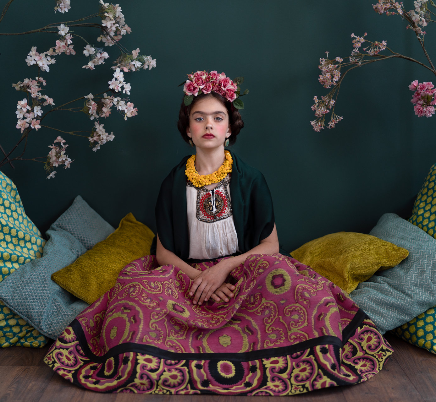 Фрида | Author Niki Jordanova - nikjordanova | PHOTO FORUM