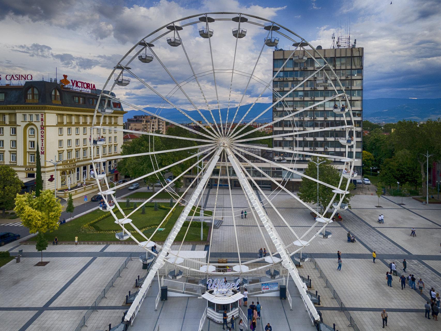 Окото на Пловдив | Author Mincho Karavastev - Minski | PHOTO FORUM