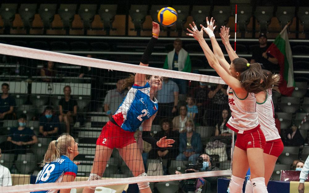 Европейска Златна лига по волейбол - жени , България - Чехия 2021 | Author Ivailo  - kalvados | PHOTO FORUM