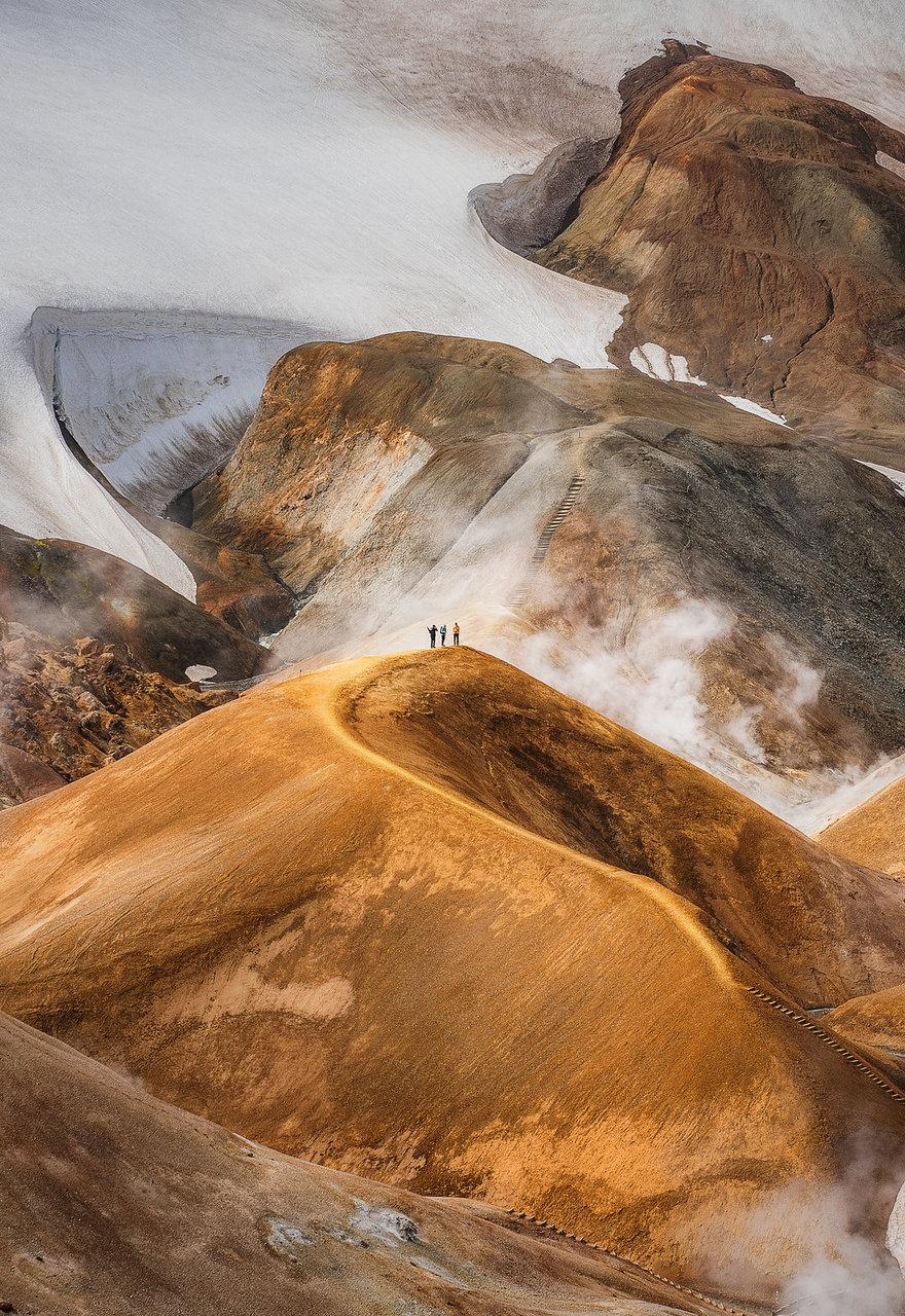 Kerlingarfjöll ( планината на старата дама)   Author Zaprin Geguskov - sakuraki   PHOTO FORUM