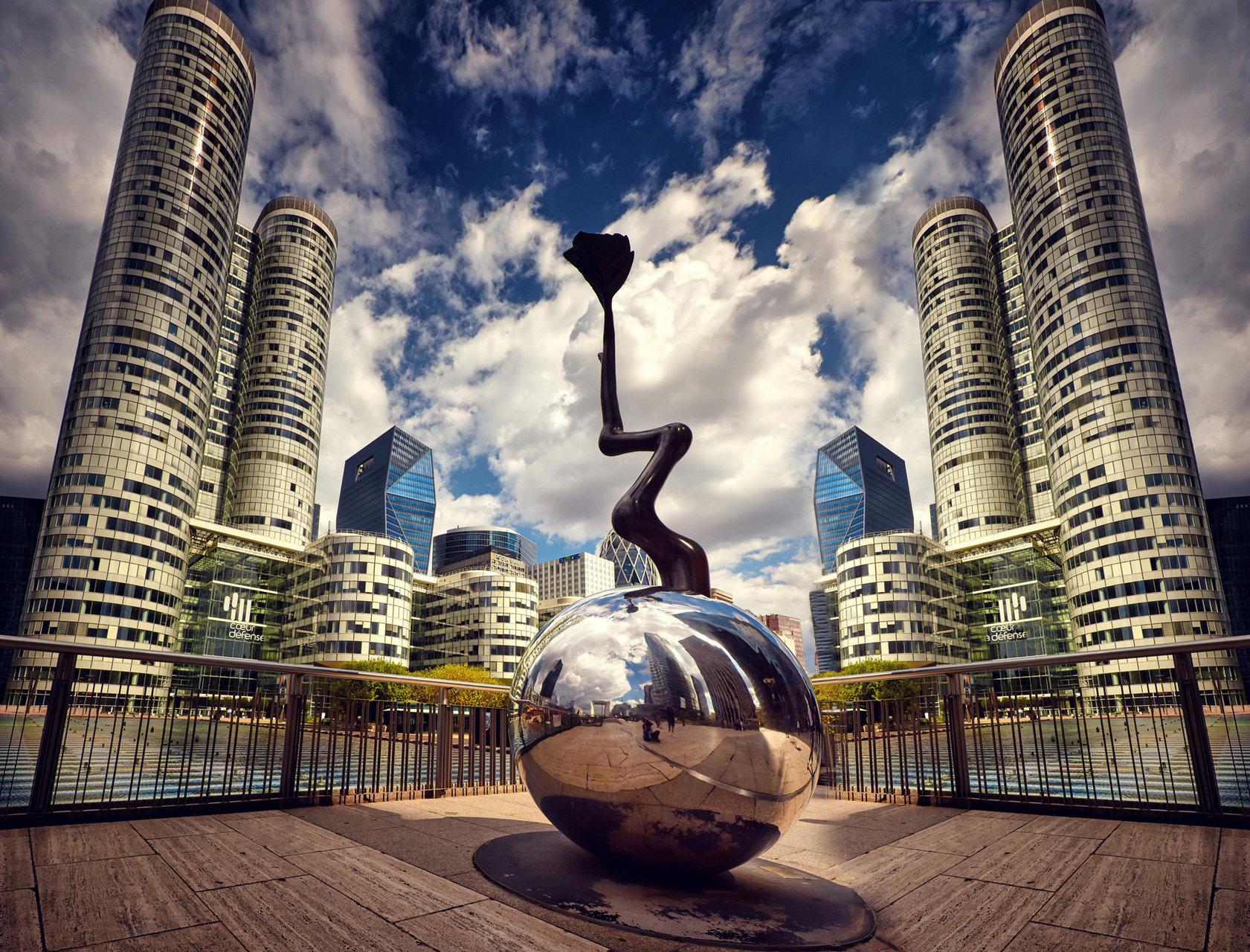 Photo in Architecture   Author Ekaterina Staromanova - srebrina   PHOTO FORUM
