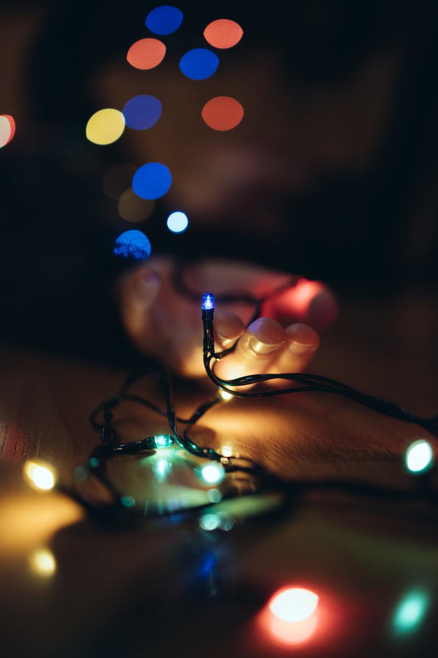 Коледни лампички   Author Kerigan  Mila - Kerigan   PHOTO FORUM